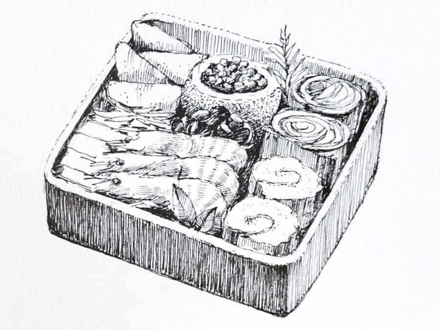 正月料理【預訂已滿】