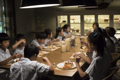 暑期小學校7/13供餐日