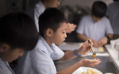 年近六十學教學《一》媽媽一日學校